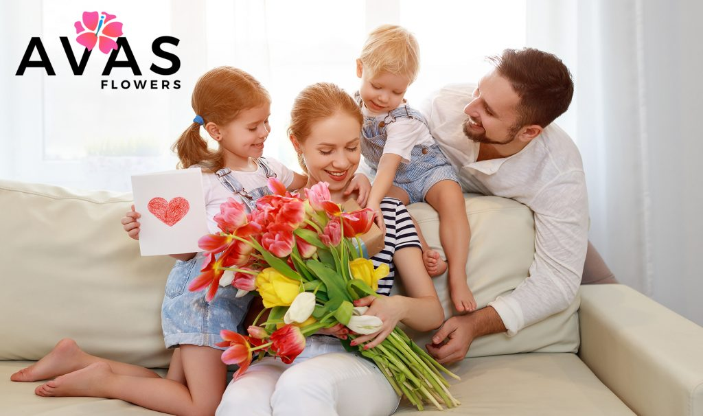 Mother's Day Flower Ideas
