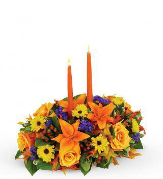 Perfect Flowers For Celebrating Thanksgiving