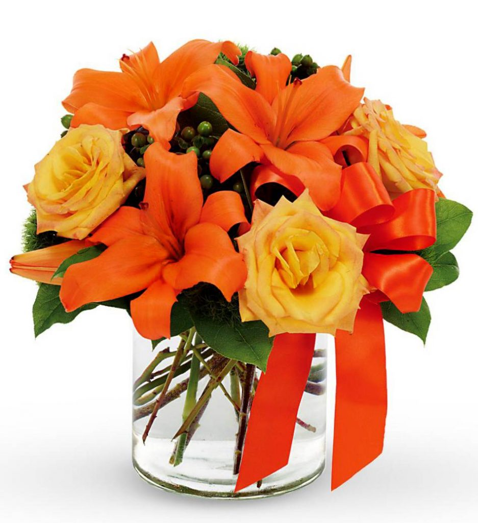 Avas Flowers Fall Roses Coupon
