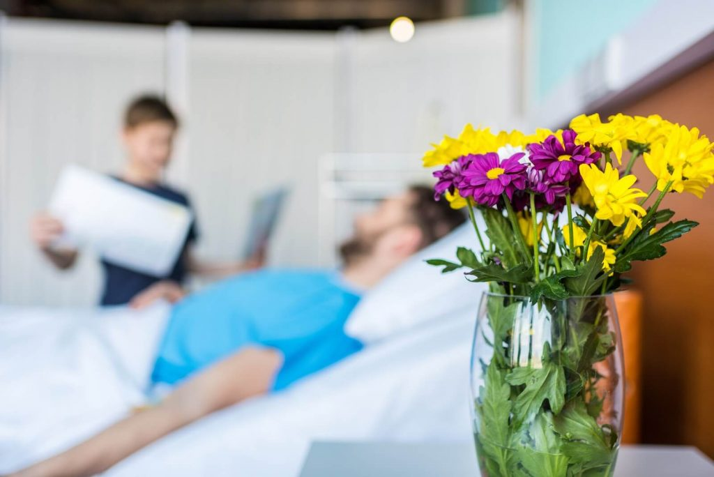 Choosing the Right Hospital Flowers – everything you need to make an appropriate decision