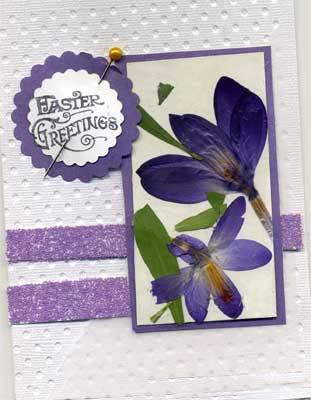 Dead Flower Card