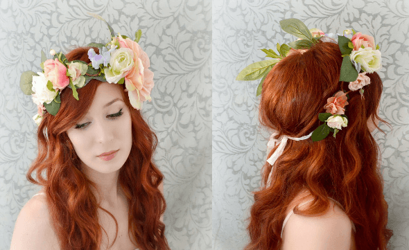 Flower Crowns: How Summer's Hottest Floral Trend Came To Be