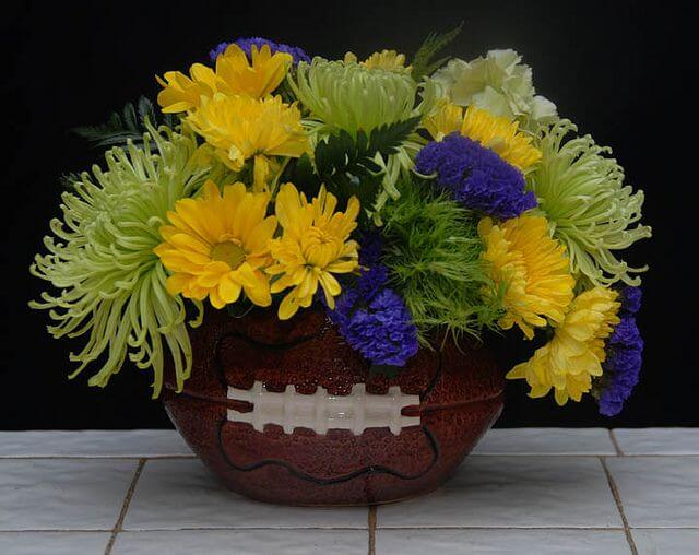 Football Themed Arrangement 2