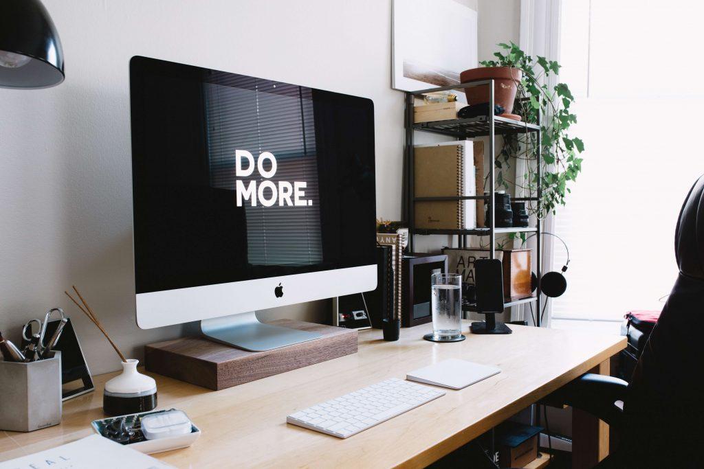 Do more - computer