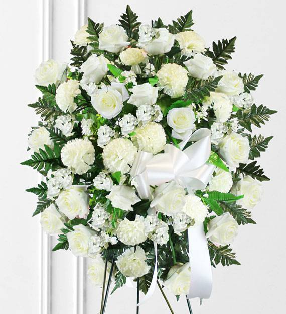How To Choose Spray Funeral Flower Arrangements