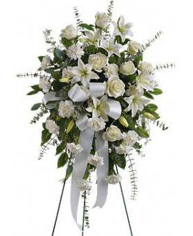How To Choose The Right Sympathy Funeral Flowers