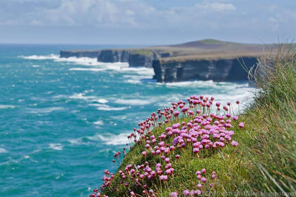 Ireland view