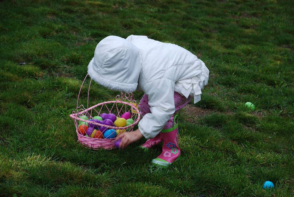 Kid Activities For A Hoppy Easter