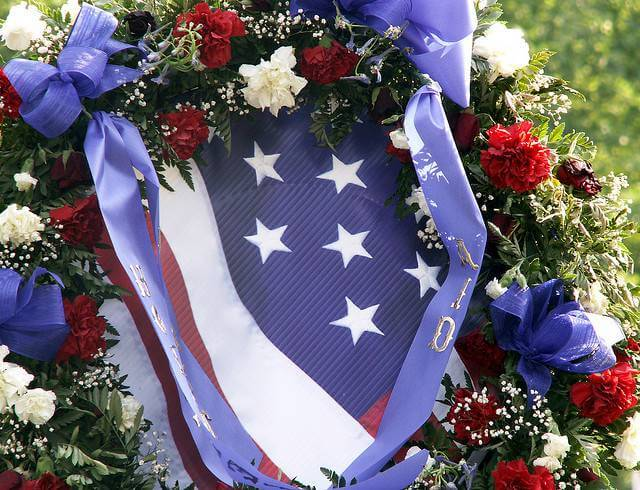 Popular Flowers To Honor Those Who Have Served Our Country On Memorial Day