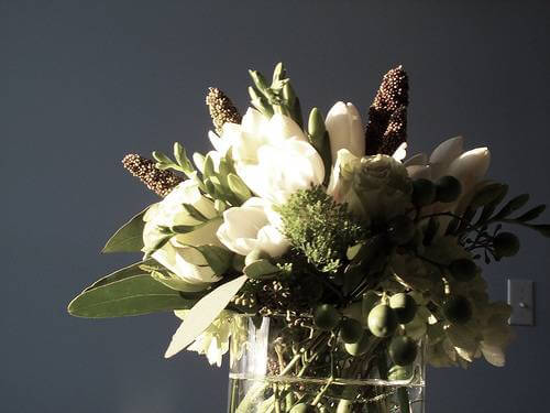 Stunning planted gifts for your wedding guests