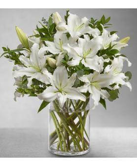 White Lillies