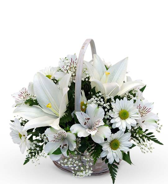 Memorial Day Graceful Blessings Basket