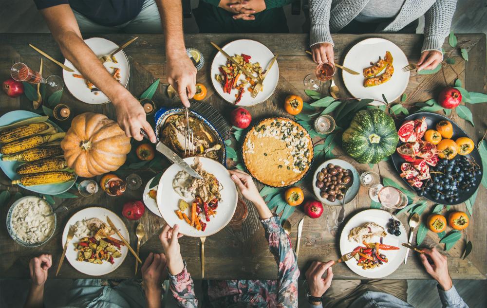 Friendsgiving Dinner