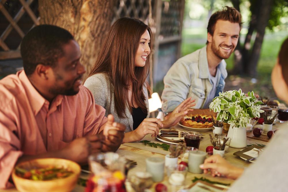 Alternate Thanksgiving Dinner