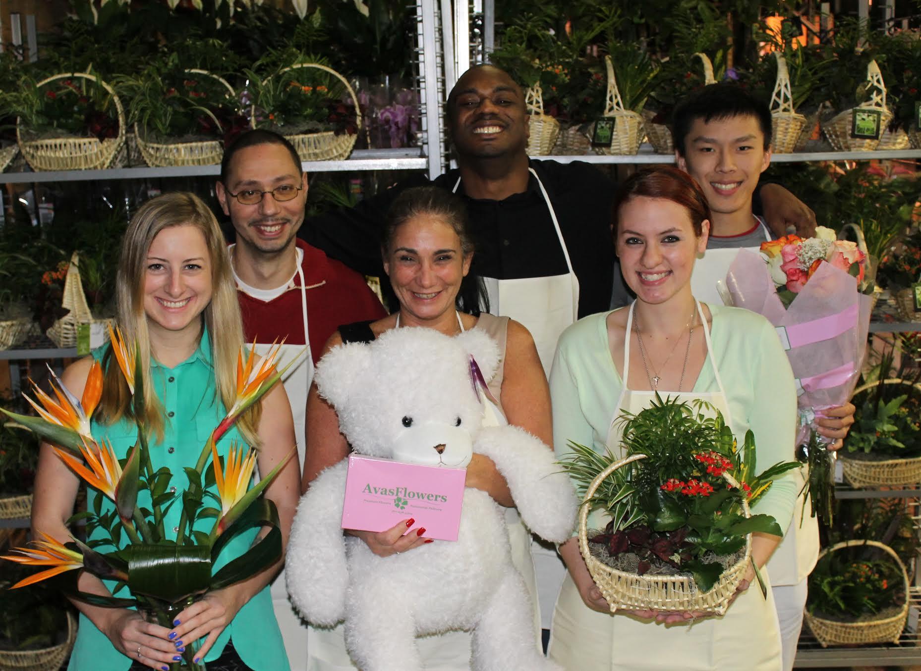 Baton Rouge Florist Baton Rouge La Flower Delivery Avas Flowers Shop