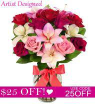 Artist's Design Romantic Bouquet