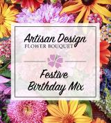 Artist's Design: Festive Birthday Mix