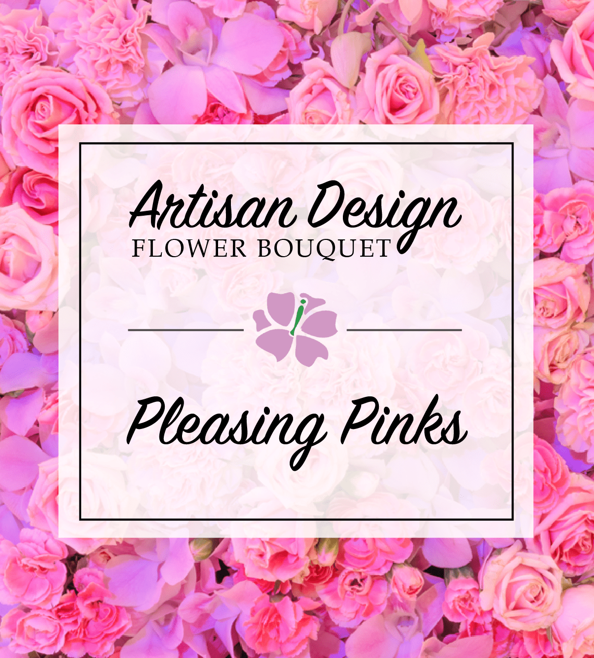 Artist's Design: Pleasing Pinks