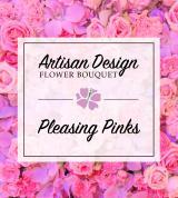 Artist's Design: Pleasing Pinks
