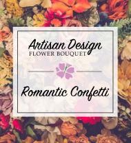 Artist's Design: Romantic Confetti