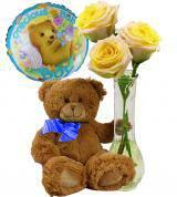 Baby Boy Blue Gift Set