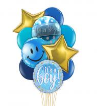New Baby Mylar Balloon Bouquet