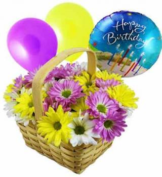Birthday Basket of Cheer