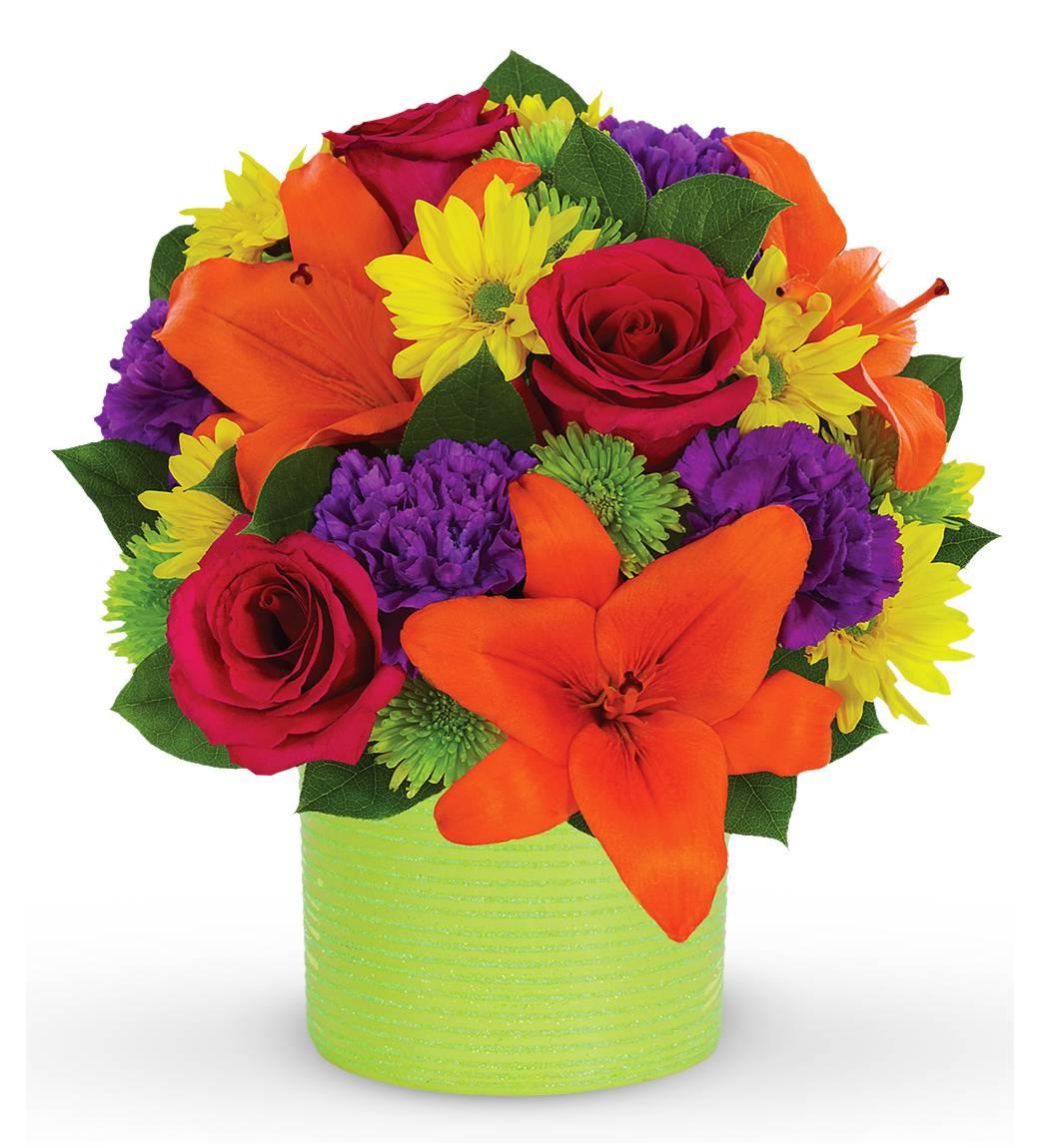 Birthday Blooms Bouquet