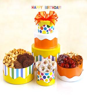 Birthday Celebration Tower