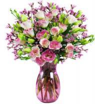Blushing Love Bouquet