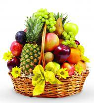 Bon Appetit Fruit Basket
