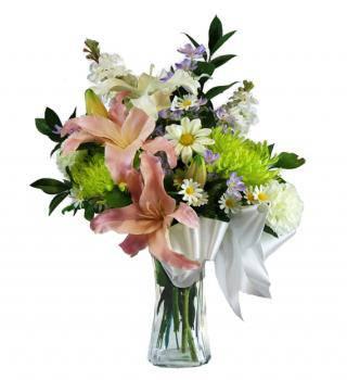 Breathtaking Pastel Elegance Bouquet