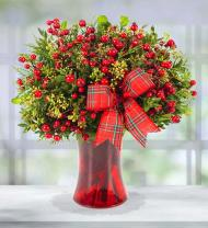 Bushel of Berries Bouquet