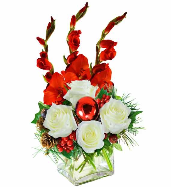 Carols & Cheer Bouquet