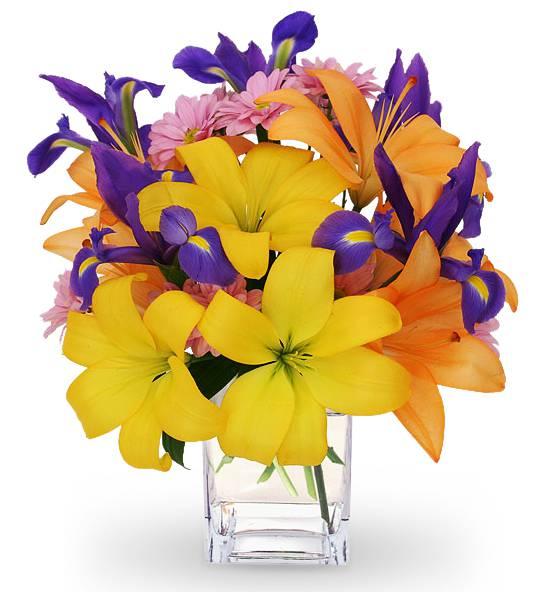 Cheery Smiles Bouquet