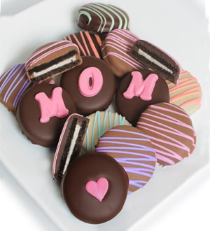 Chocolate Dipped Mother's Day Oreo® Gram