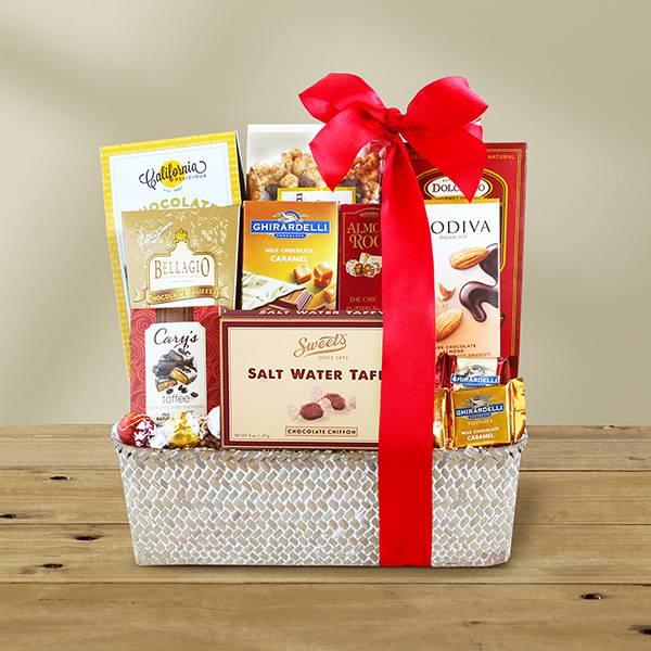 Chocolate Indulgence Basket
