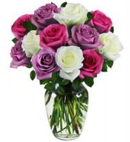 Contemporary Gorgeous Rose Bouquet