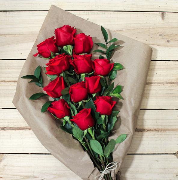 Flowers:_One_Dozen_Long_Stemmed_Red_Roses
