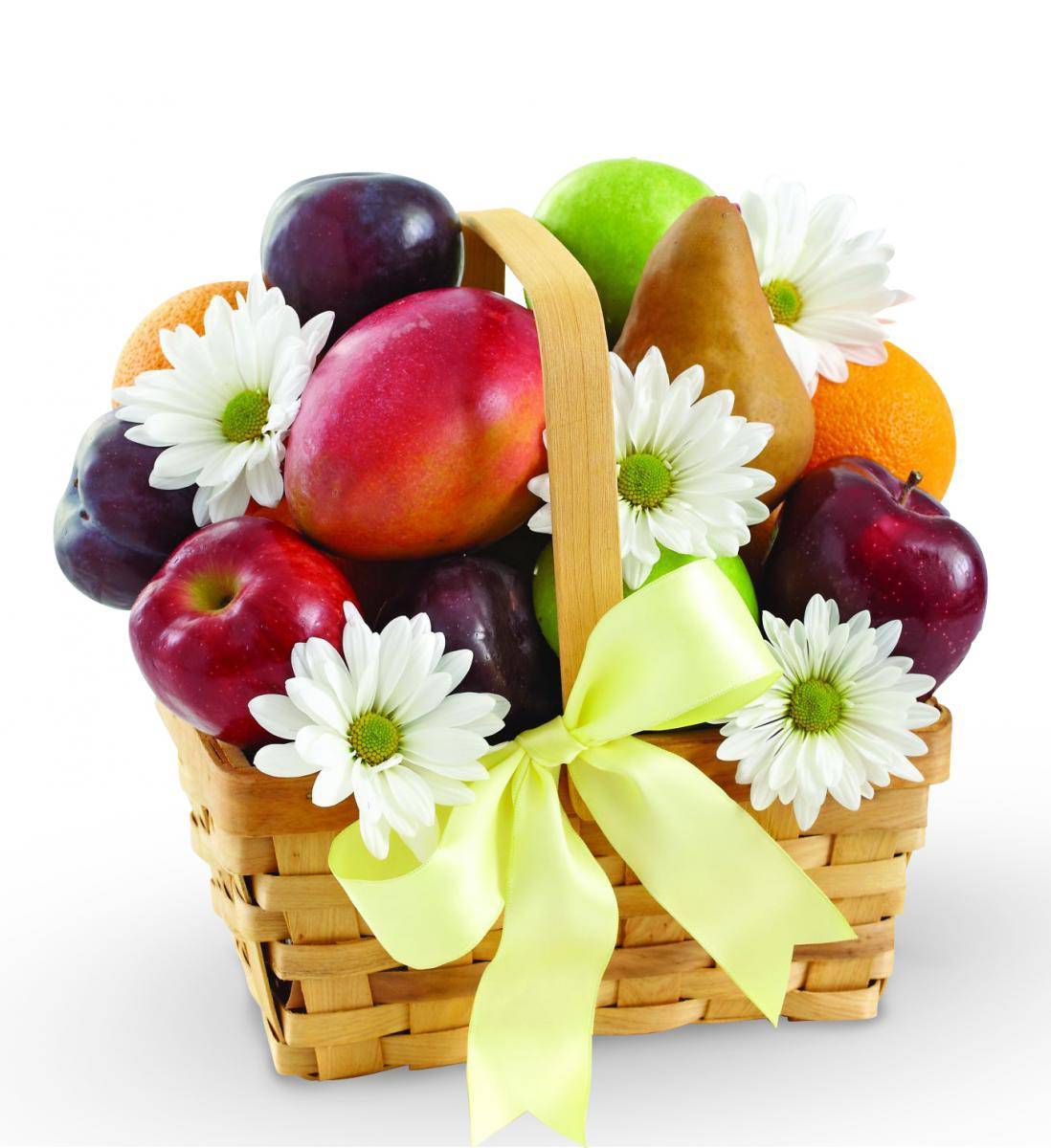 Easter Fruit Basket Avas Flowers