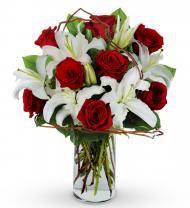 Romantic Wishes Bouquet