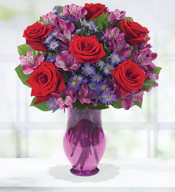 Enchanted Kiss Bouquet