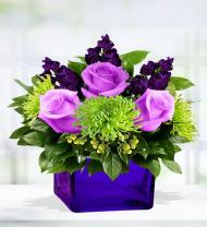 Everlasting Soothing Lavender Bouquet