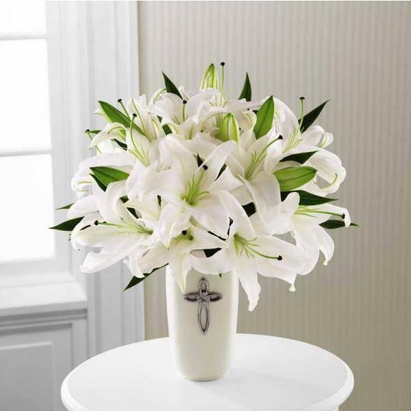 Flowers: Faithful Blessings Bouquet - PREMIUM