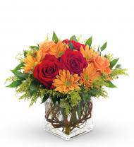 Warm Sunshine Bouquet