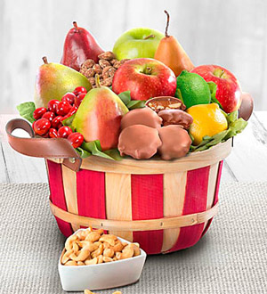 Fall for Fruit Basket