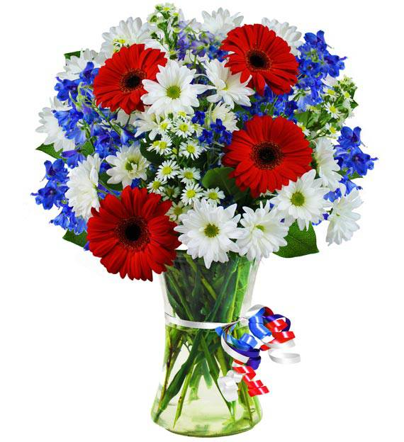 Flowering Patriot Fireworks