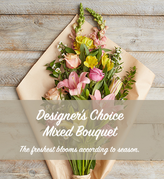 Designer's Seasonal Mix