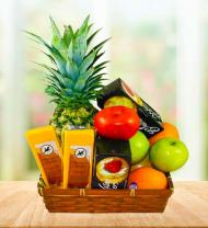Fruit and Cheese Box - Farm Fresh