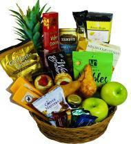 Fruit and Gourmet Basket - Farm Fresh